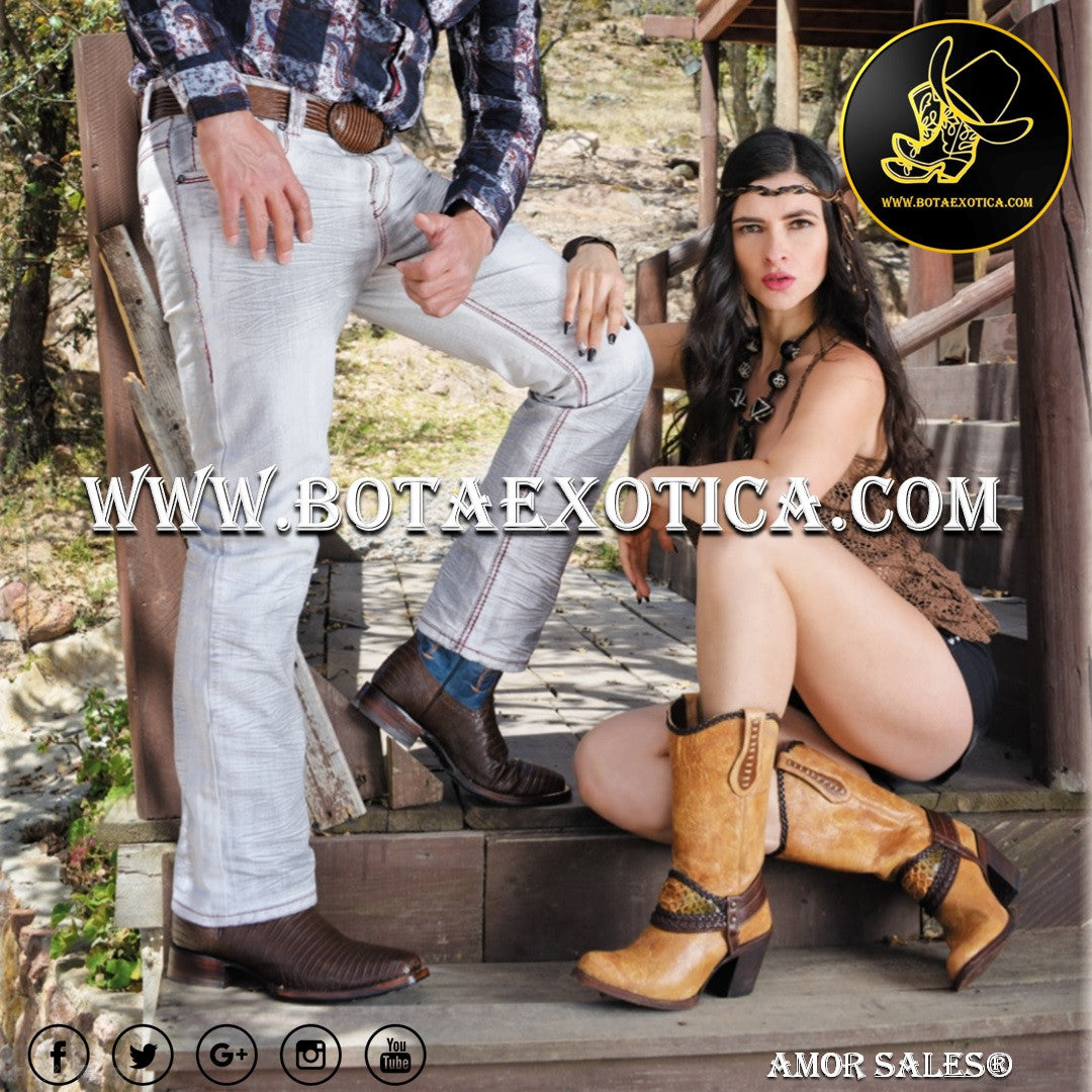 Bota Exotica Western Boots