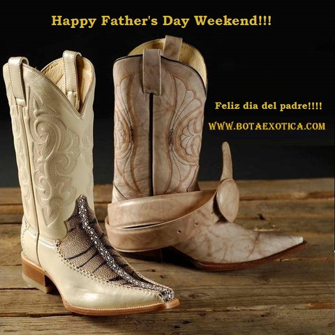 Happy Father's Day - Feliz dia del padre