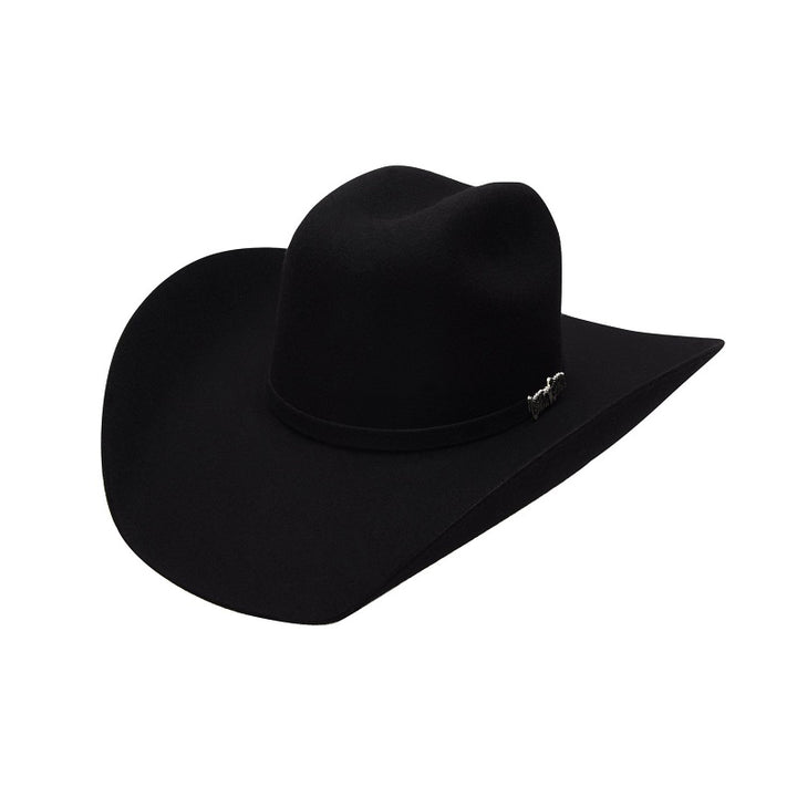 3X Oscar Negra - Texanas para Hombre - Felt Western Hats for Men