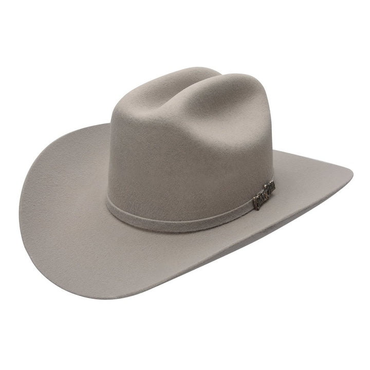 6X Chaparral Gray/Gris - Texanas para Hombre - Felt Cowboy Hats for Men