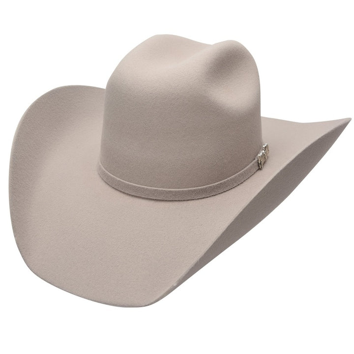 6X Oscar Gray - Texanas para Hombre - Felt Cowboy Hats for Men
