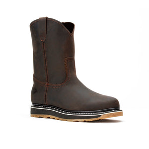 BA-112 Crazy Brown - Botas de Trabajo
