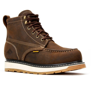 BA-612 Crazy Brown - Botas de Trabajo