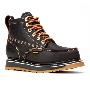 BA-612 Dark Brown - Botas de Trabajo