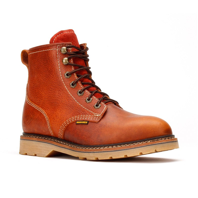 BA-619 Light Brown - Botas de Trabajo