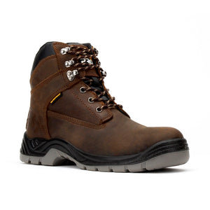 BA-760 Dark Brown - Botas de Trabajo