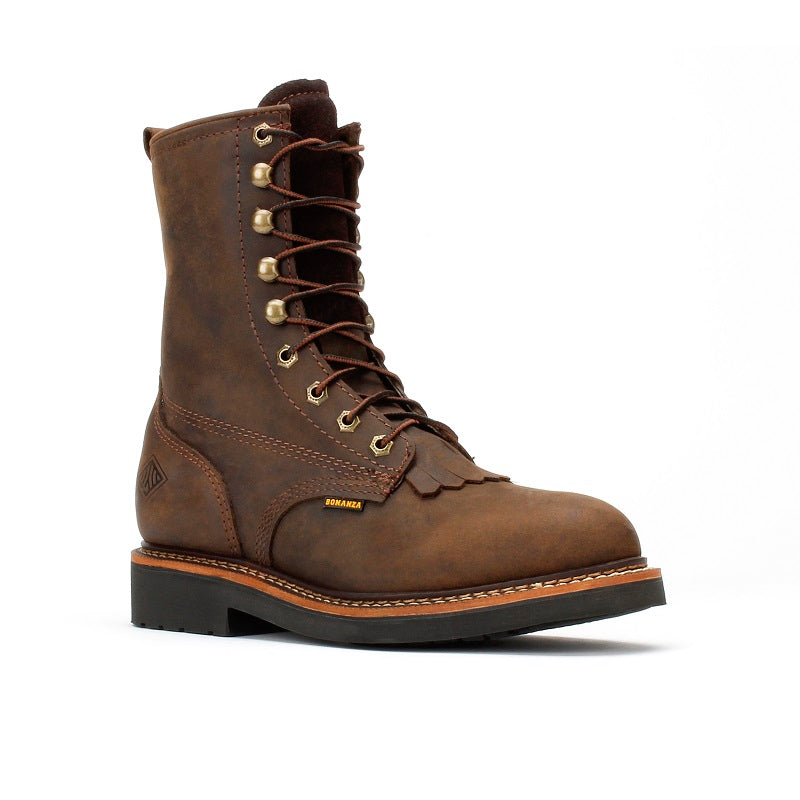 BA-827 Crazy Brown - Botas de Trabajo