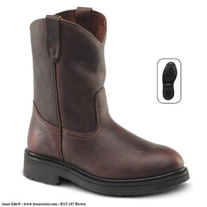 BAT-107 Brown - Botas de Trabajo