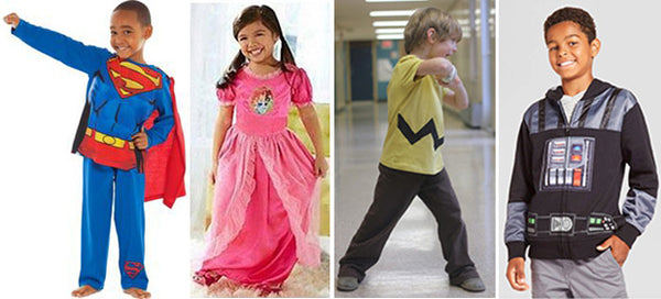 sc 1 st  EarlyVention & Costume Ideas for Children with Sensory Needs - EarlyVention