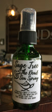 Sage Tree & The Dead Sea Spray