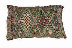 BERBER MOROCCAN CUSHION 31 x 49 cms SOLD