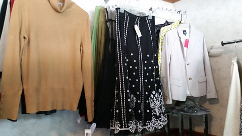 sweaters, skirts, career jackets and more, boutique in Frostproof, fl