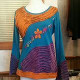 Women's Beautiful Hand Crafted Sweater. One Size Fits Most - sweater-Exclusively You Fashions - 2