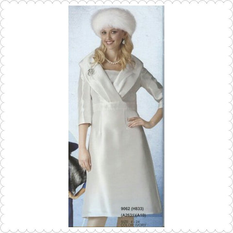 Lily & Taylor Dress Style 9062 Size 6 - Exclusively You Fashions Boutique, Frostproof, FL
