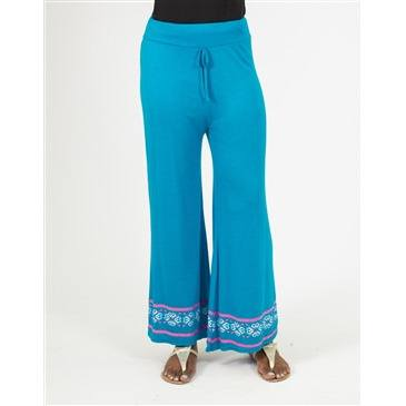 Women's Tie Dye Pallooza Pants. One Size Fits Most - Jumpers and Pants-Exclusively You Fashions - 1