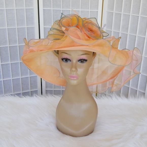 Peach Church Hat - Hat