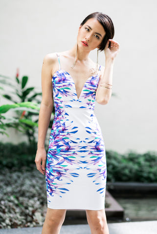 BIRD OF PARADISE Dress