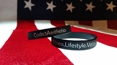 CODE3 Aesthetics Band - Black