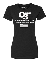 Aesthetics Women's Shirt - Black