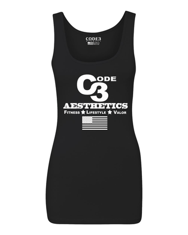 Aesthetics Women's Tank - Black