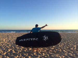Airpryde paddle surf boards