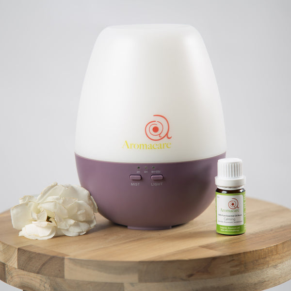 Aromatherapy Diffusers and Accessories