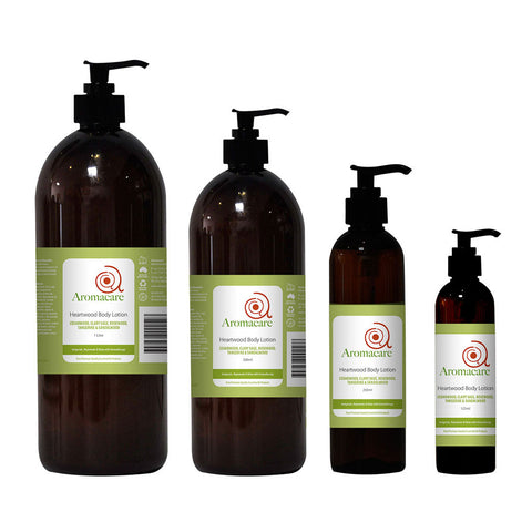 Heartwood Body Lotion