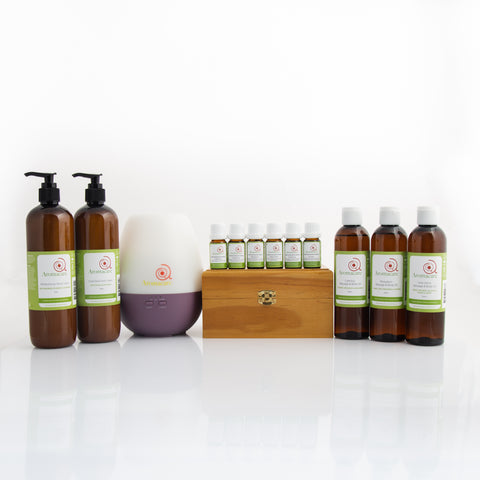 * Sundowner Aromatherapy Kit
