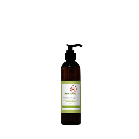 *  Heartwood Body Lotion
