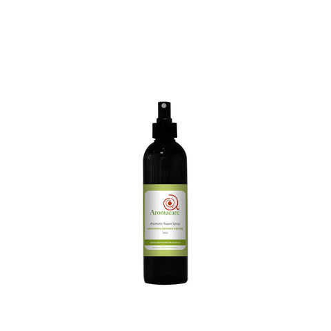 * Lemon Myrtle, Lemongrass & Tea Tree Aromatic Room Spray