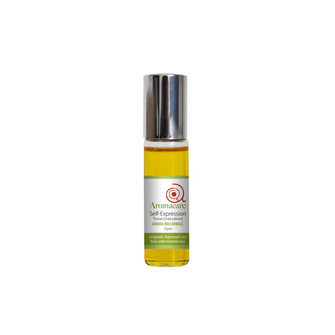 Self-Expression Chakra Blend Aroma Roll On