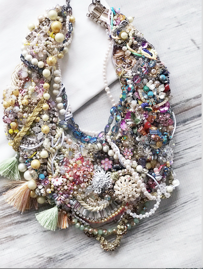 Unreal Statement Necklace