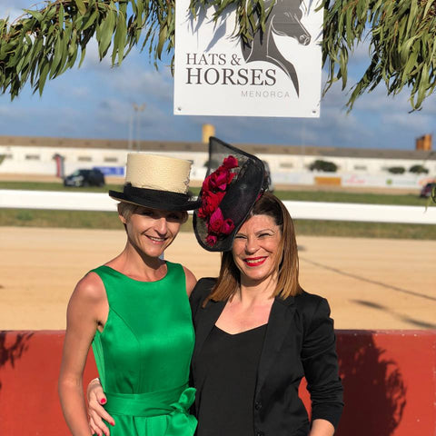 Women style Hats and Horses 1st edition