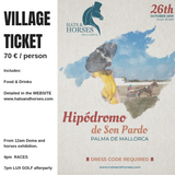 VILLAGE Ticket