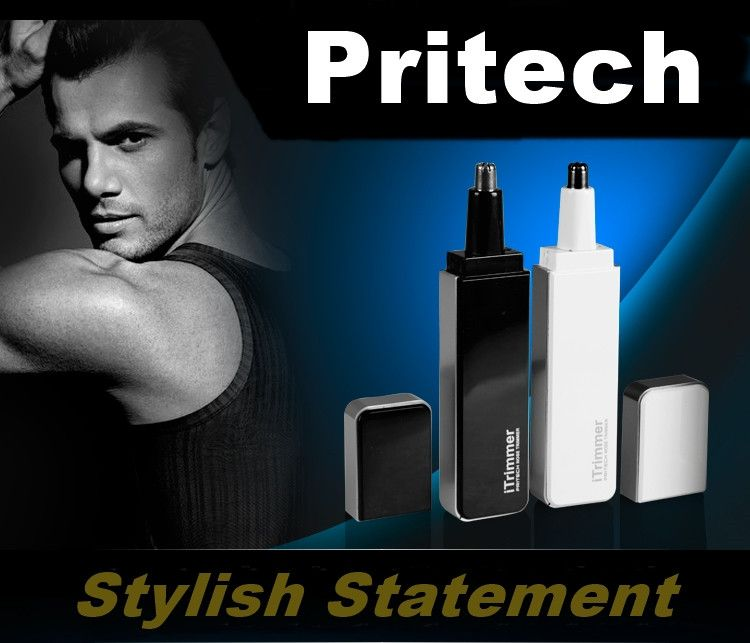Pritech Unisex Electronic Nose Hair Trimmer - Godspeed Innovative - 1