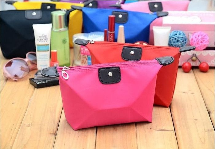 Women Waterproof Zipper Cosmetic Makeup Bag - Godspeed Innovative - 5