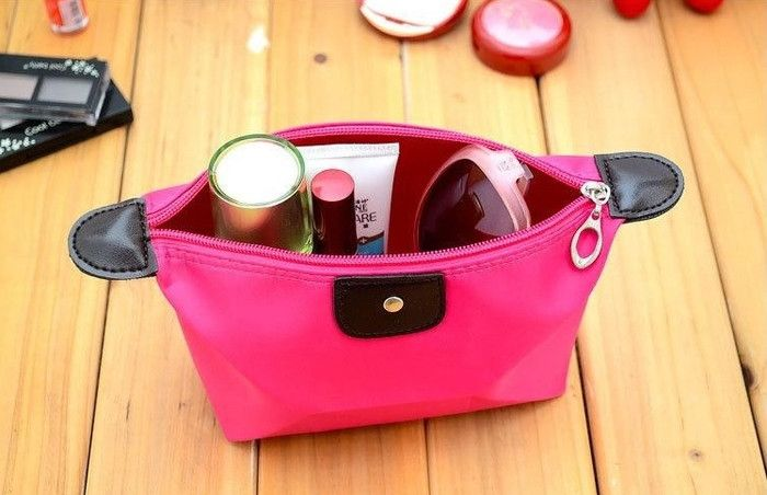 Women Waterproof Zipper Cosmetic Makeup Bag - Godspeed Innovative - 6