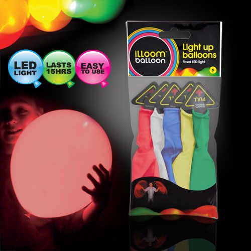 LED Latex Balloon For Special Events And Celebrations - Godspeed Innovative - 1