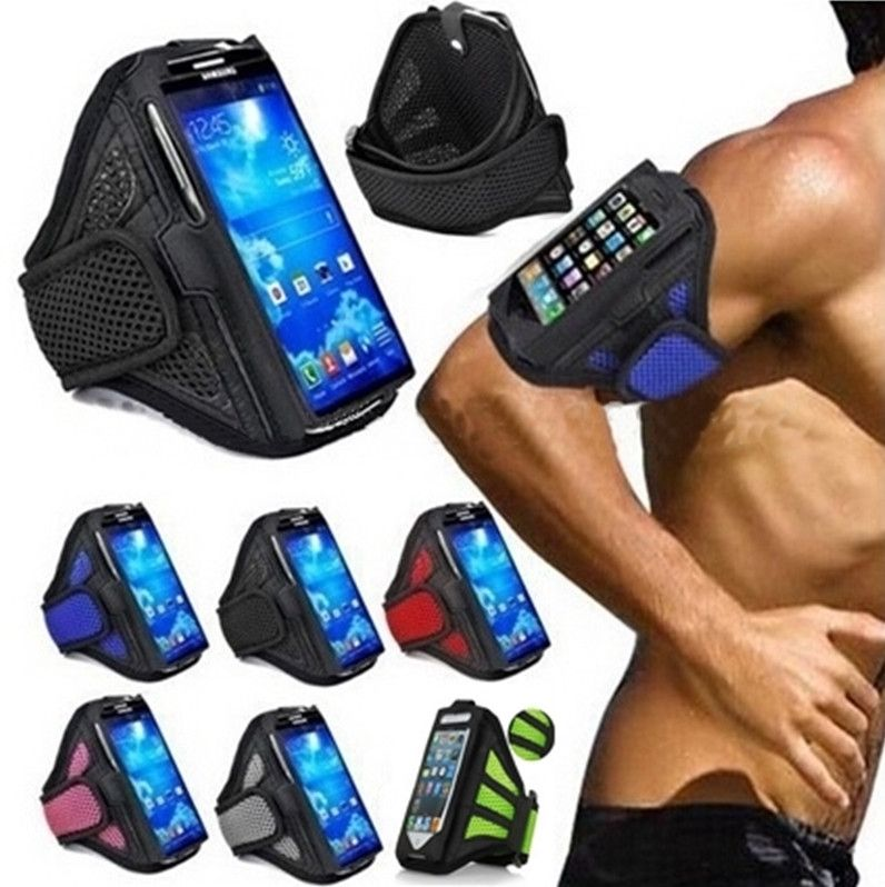 IPhones / Other Similar Phone Sizes Sports Armband Case - Godspeed Innovative - 1