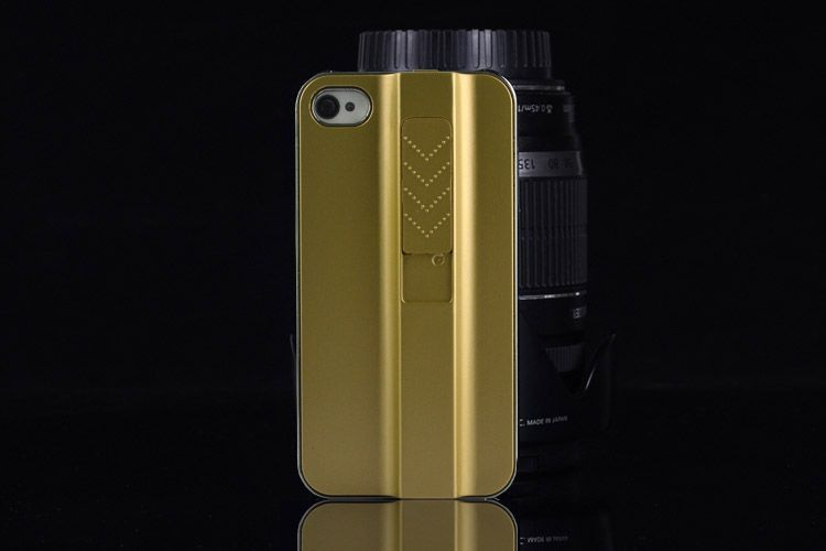 USB Rechargeable Wind-Proof Lighter Phone Cover - Godspeed Innovative - 4