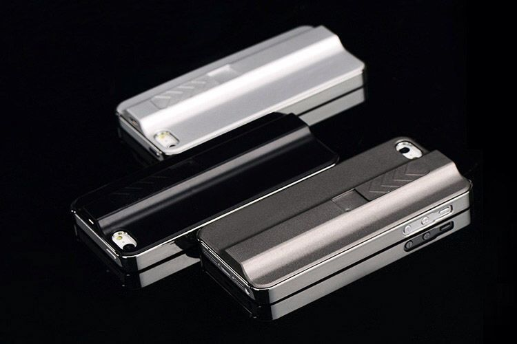 USB Rechargeable Wind-Proof Lighter Phone Cover - Godspeed Innovative - 33