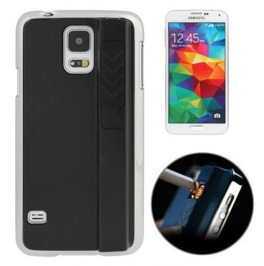 USB Rechargeable Wind-Proof Lighter Phone Cover - Godspeed Innovative - 18