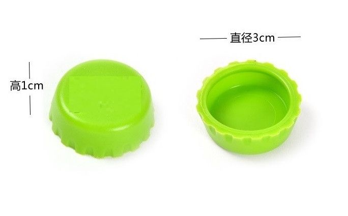 New Silicone Beer/Wine/Drinks Bottle Savers Caps - Godspeed Innovative - 4