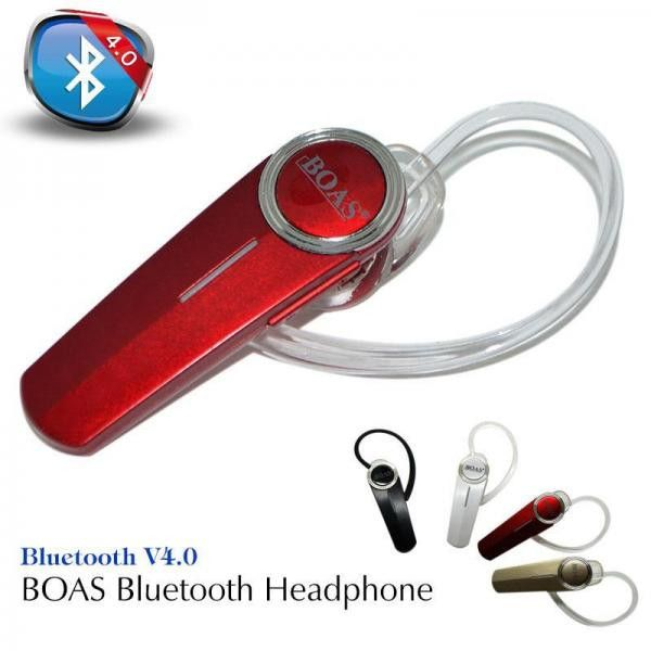 BOAS Universal Stereo Handsfree Bluetooth V4.0 Earphone - Godspeed Innovative - 1