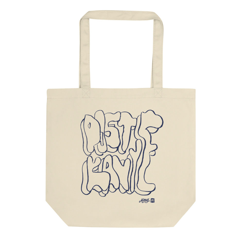 Post Kanye totally totes tote
