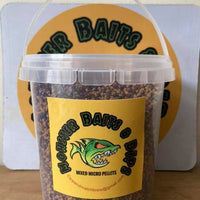 Monster Baits & Dips Mixed Micro Pellets