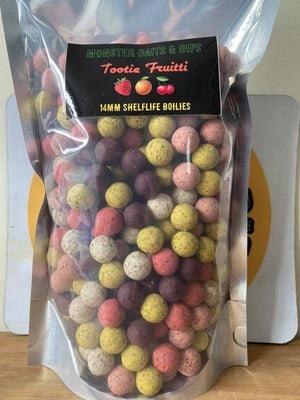 Monster Baits & Dips Tootie Fruitti 14mm Boilies