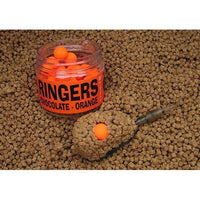 Ringers Chocolate Orange Wafters Boilies and Pop Ups ringers- GO FISHING TACKLE