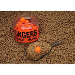 Ringers Chocolate Orange Wafters Boilies and Pop Ups ringers- THE MATCHMEN ANGLING CENTRE