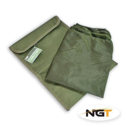 NGT Deluxe weighing sling & case carp care NGT- THE MATCHMEN ANGLING CENTRE